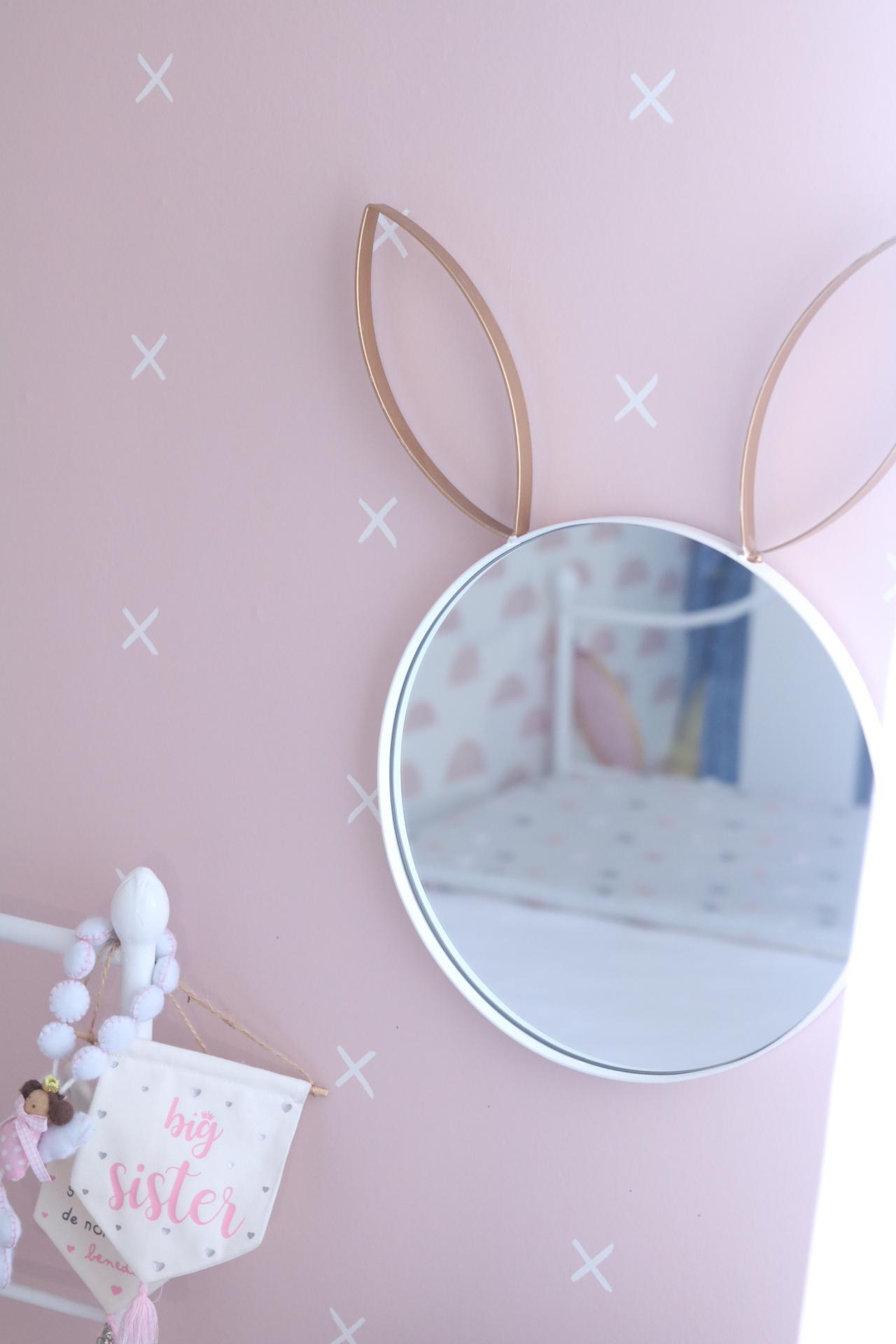 Espelho Chubby Bunny